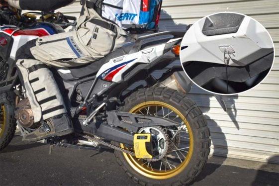Motool Slacker Digital Suspension Sag Adventure Motorcycle