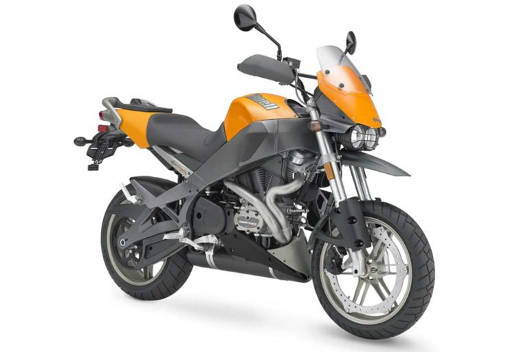 Harley-Davidson-powered Buell Ulysses XB12X Adventure Motorcycle