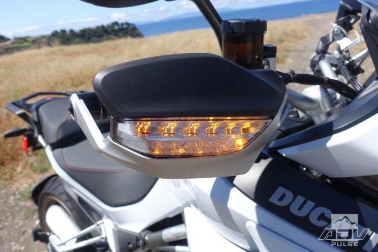 Ducati Multistrada 1250 S Adventure Motorcycle