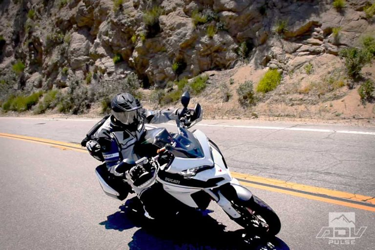 Ducati Multistrada 1250 S Adventure Motorcycle