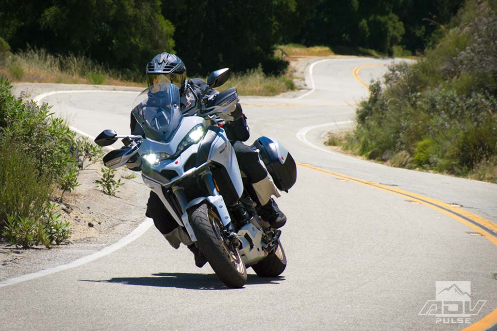 Adventure Touring Motorcycle >> Ducati Multistrada 1260 S Adventure Touring Motorcycle Adv