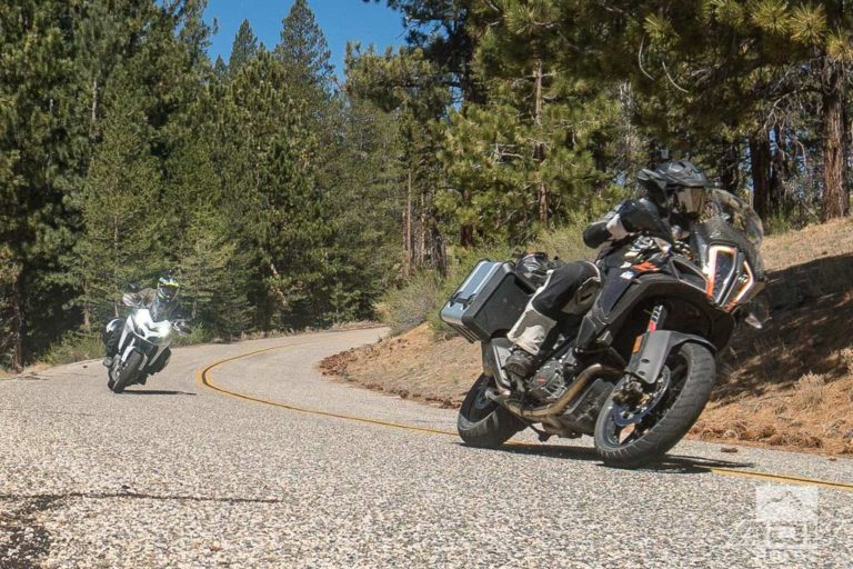 Ducati Multistrada 1260 S vs KTM 1290 Super Adventure S review