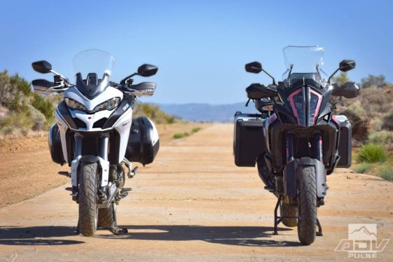 Ducati Multistrada 1260 S vs KTM 1290 Super Adventure S