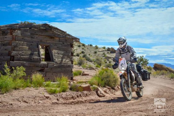 Kokopelli Trail Dual Sport Motorcycle rides in Moab