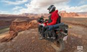 Adventure Motorcycle Rides in Moab