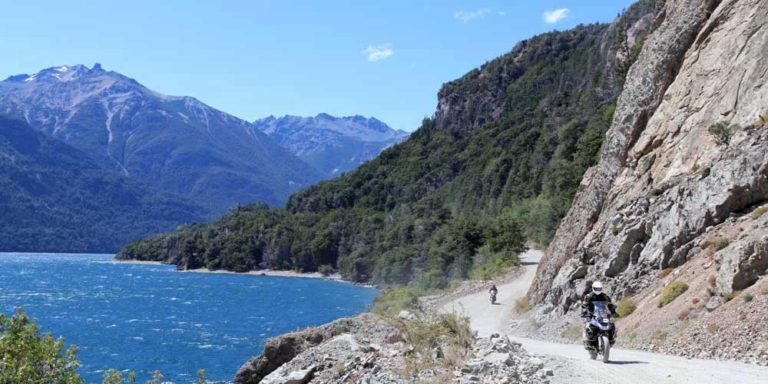 Rawhyde Patagonia Adventure Motorcycle guided tour