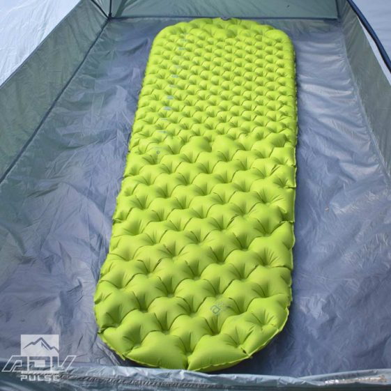 Adventure Motorcycle camping  Comfort Light Insulated matt