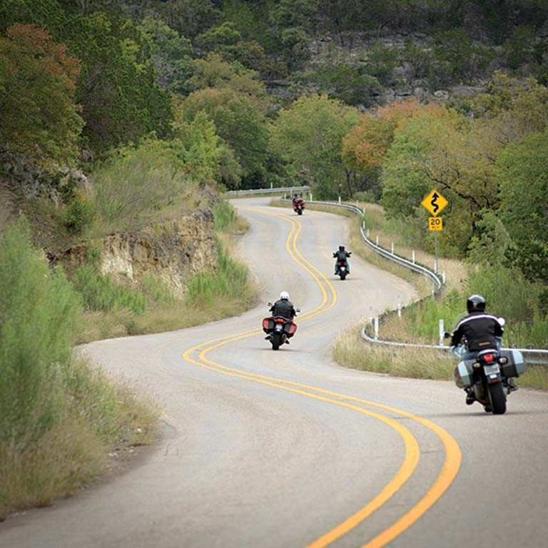 Ride the Three Sisters in Texas