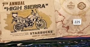XLADV High Sierra Ride