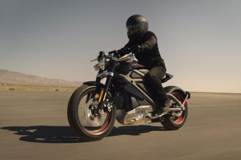 Harley-Davidson Livewire Electric Bike
