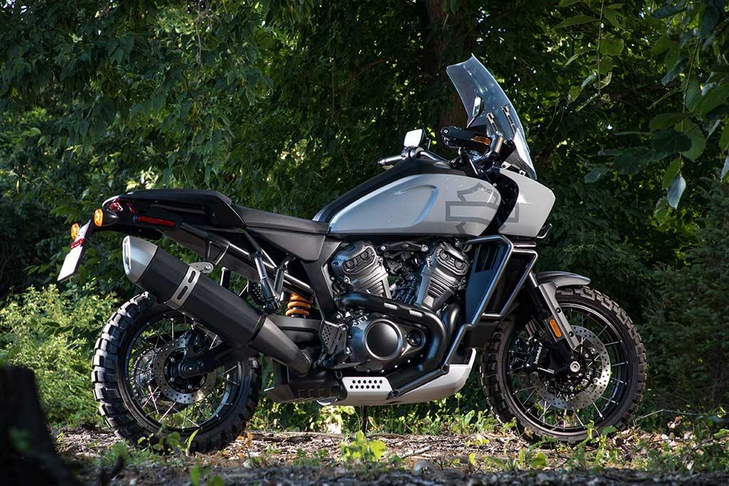 Harley Davidson The American Motorcycle