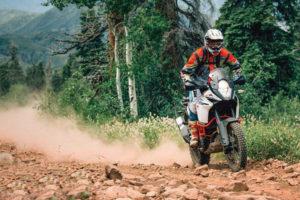 KTM 790 Adventure ultimate race