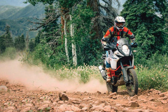 KTM 790 Adventure ultimate race