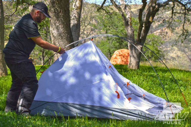 Nemo Kunai 2 person backpacking camping tent