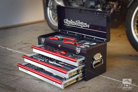 Sonic Dual Sport Moto Toolbox