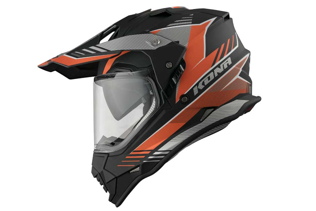 Vemar Kona Adventure Motorcycle helmet