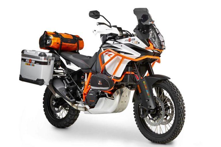 KTM 1090 Adventure R Adventure Motorcycle Giveaway