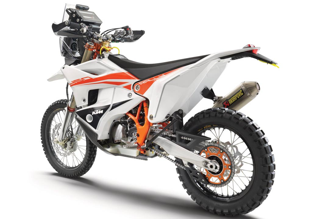 Meet The All-New 2019 KTM 450 Rally Replica - ADV Pulse