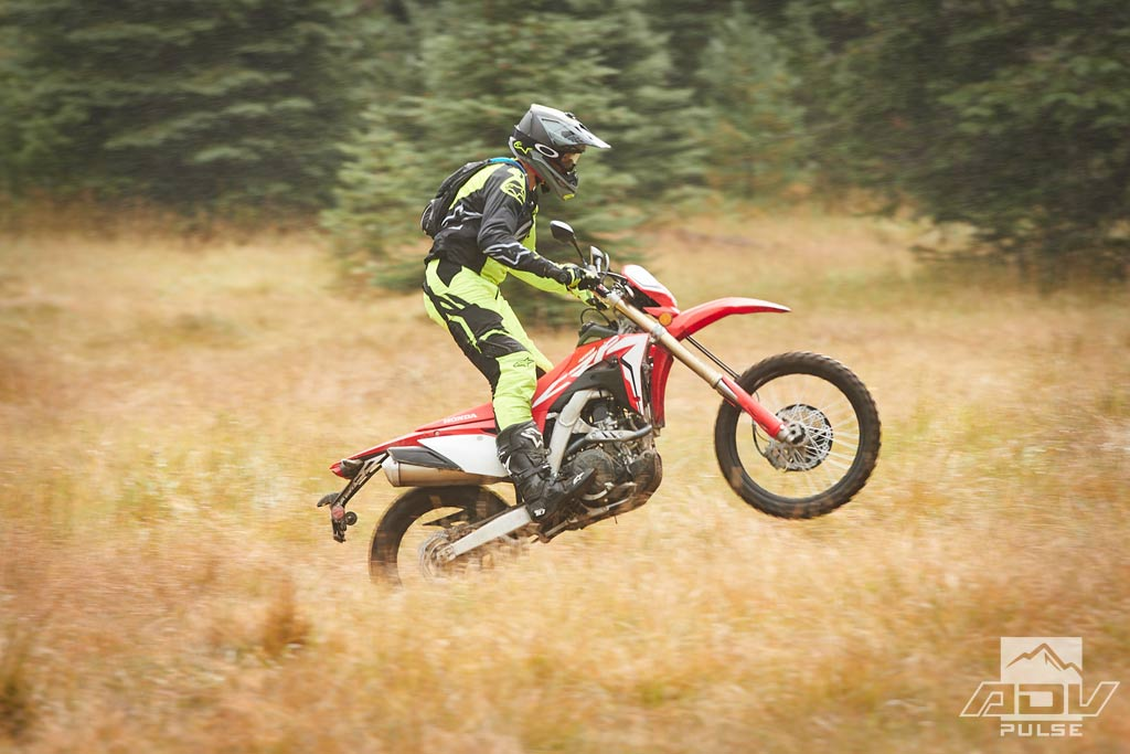 2019 Honda CRF450L Review - First Ride - ADV Pulse