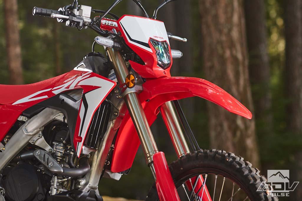 2019 Honda CRF450L Review - First Ride - ADV Pulse