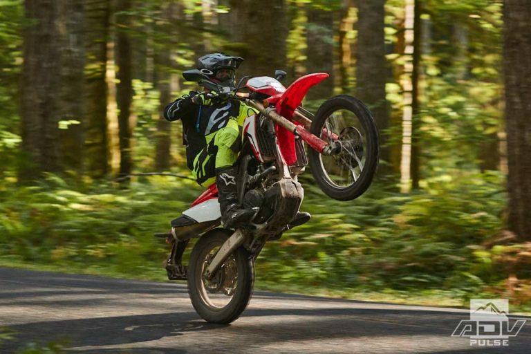 Honda CRF450L Dual Sport Motorcycle