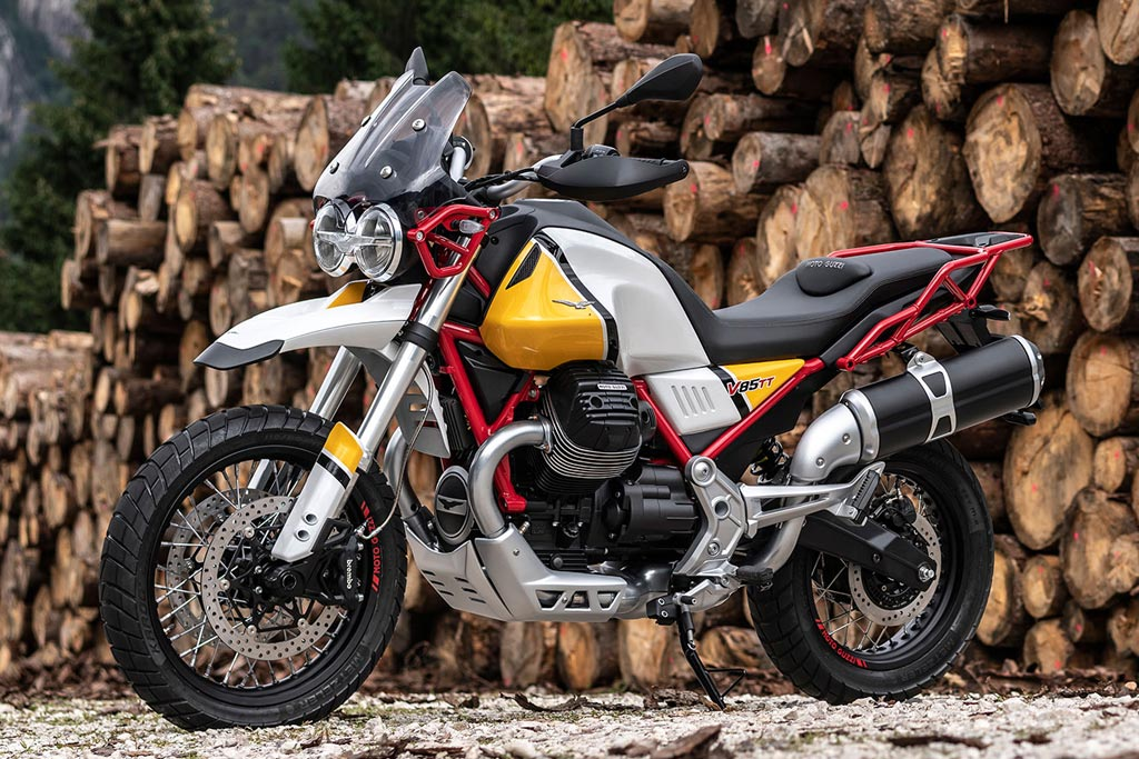 Moto Guzzi Releases Full Specs For All-New V85 TT - ADV Pulse