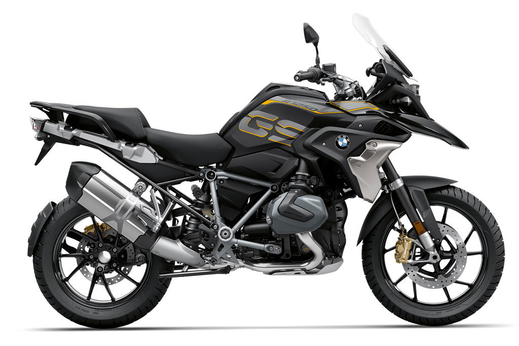 BMW R1250GS recall brake light