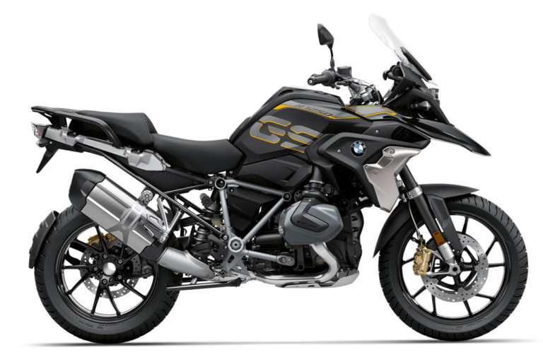 BMW R1250GS Adventure Motorcycle