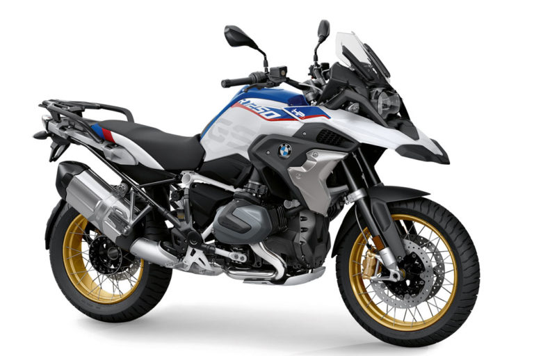 New BMW R1250GS Adventure Bike Unveiled for 2019