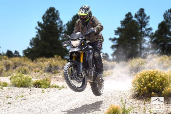 Rally Raid G310GS Adventure Upgrade Kit