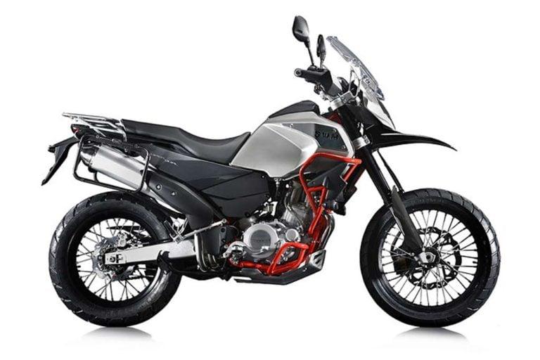 SWM SuperDual Dual Sport Motorcycle