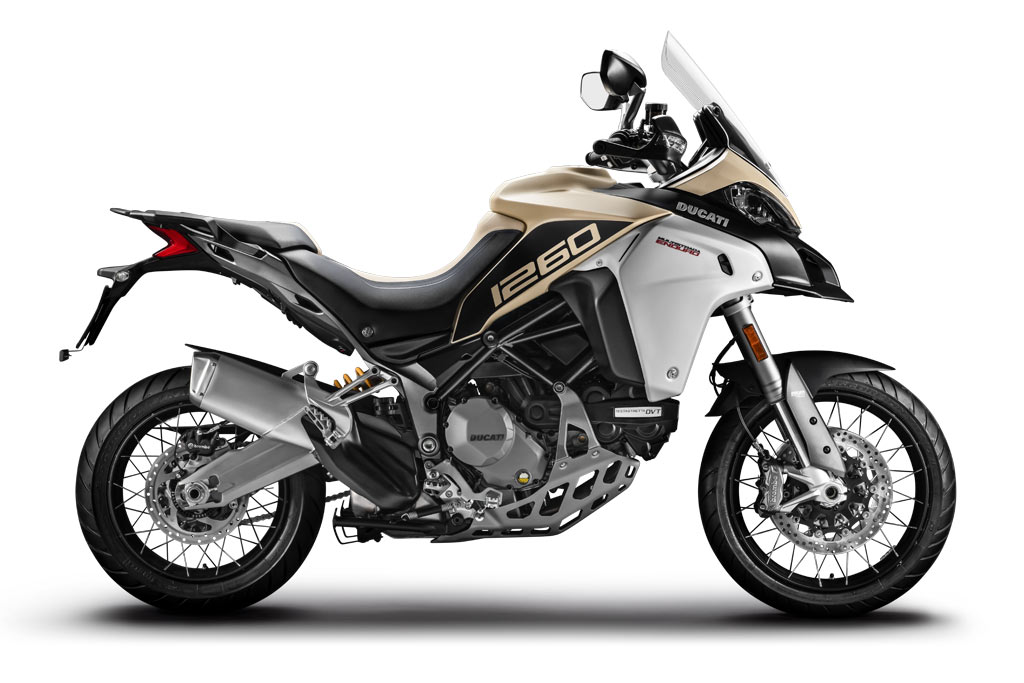 Ducati Unveils New Multistrada 1260 Enduro for 2019