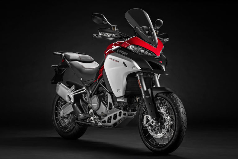 Ducati Multistrada 1260 Enduro Adventure Motorcycle