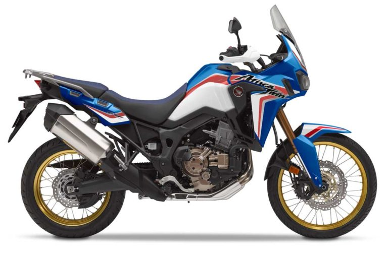 2019 Honda Africa Twin CRF1000L Adventure Motorcycle