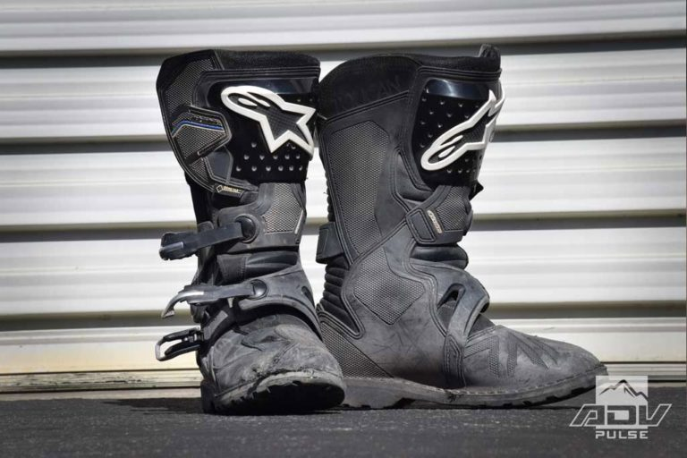 Guide to Adventure Riding Gear - boots