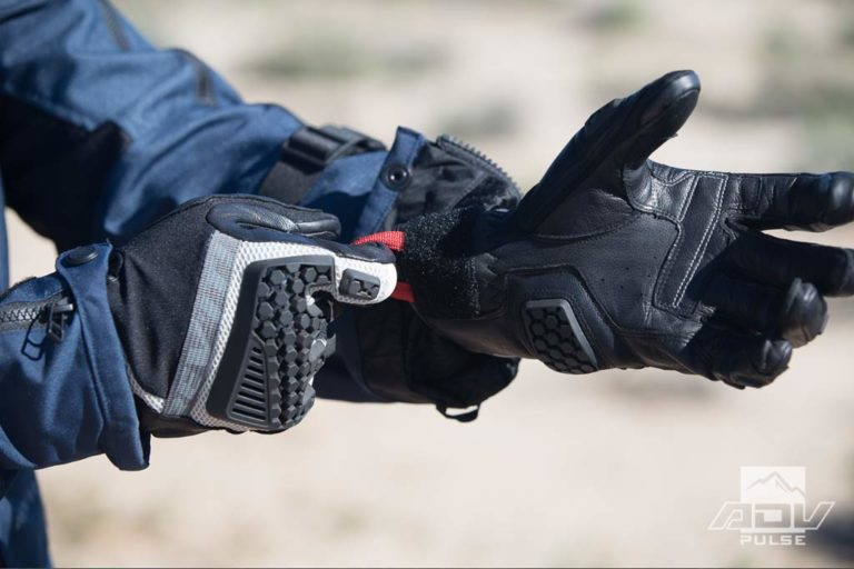 Adventure Motorcycle Riding Gear Guide for New Riders - Gloves
