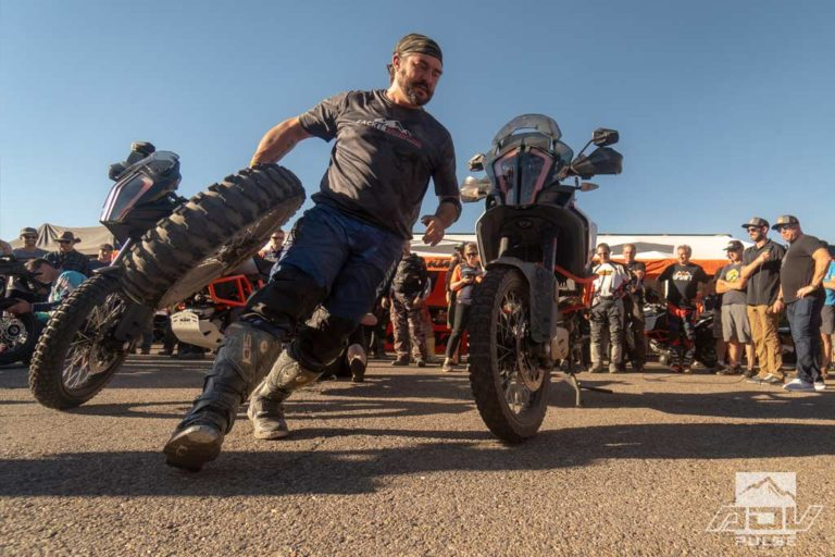 KTM Ultimate Race Adventure Rally