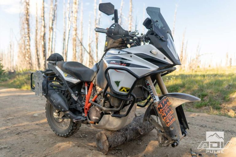 Touratech RallyeForm Skid Plate