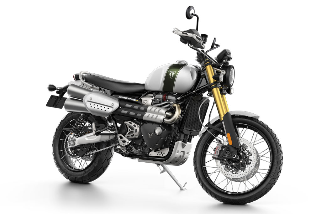 Triumph Unveils New Off Road Focused Scrambler 1200 Adv Pulse
