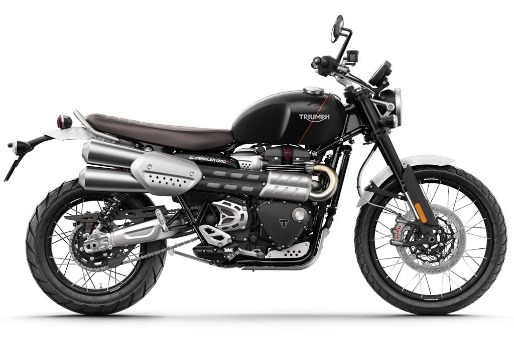 Triumph Scrambler 1200 Adventure Motorcycle