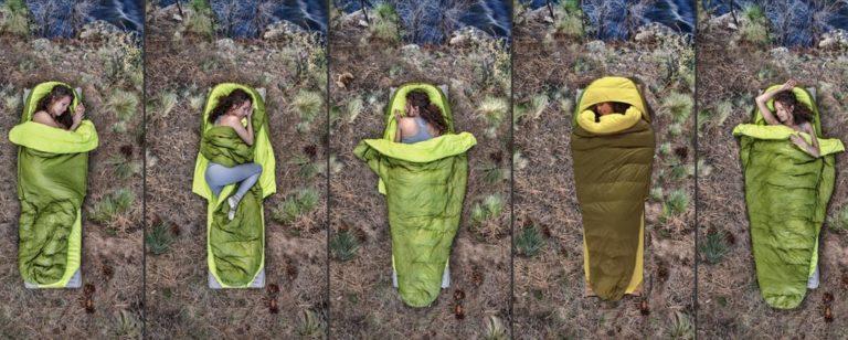 Zenbivy Light Bed Lightweight Sleeping Bag