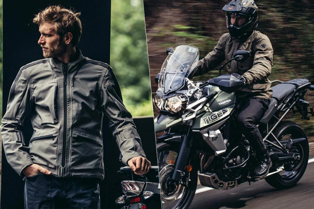 REV'IT! Introduces Technical ADV Gear With Understated Styling