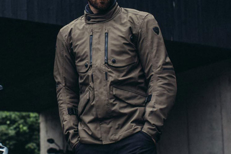 REV'IT! Trench GTX Adventure Motorcycle Jacket