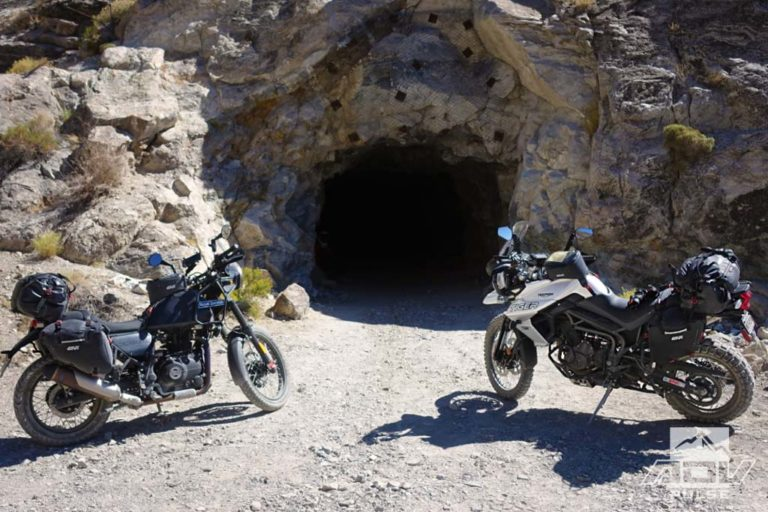 Royal Enfield Himalayan Adventure Motorcycle