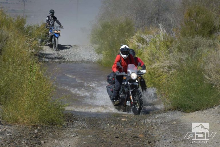 Royal Enfield Himalayan Adventure Motorcycle