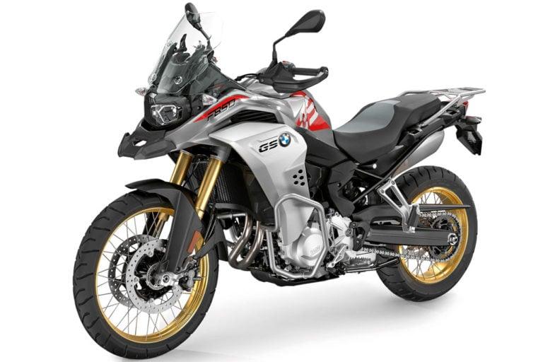 BMW F850GS Adventure Model Motorcycle