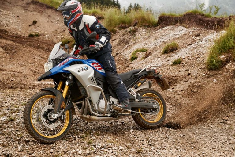 BMW F850GS Adventure Model Motorcycle