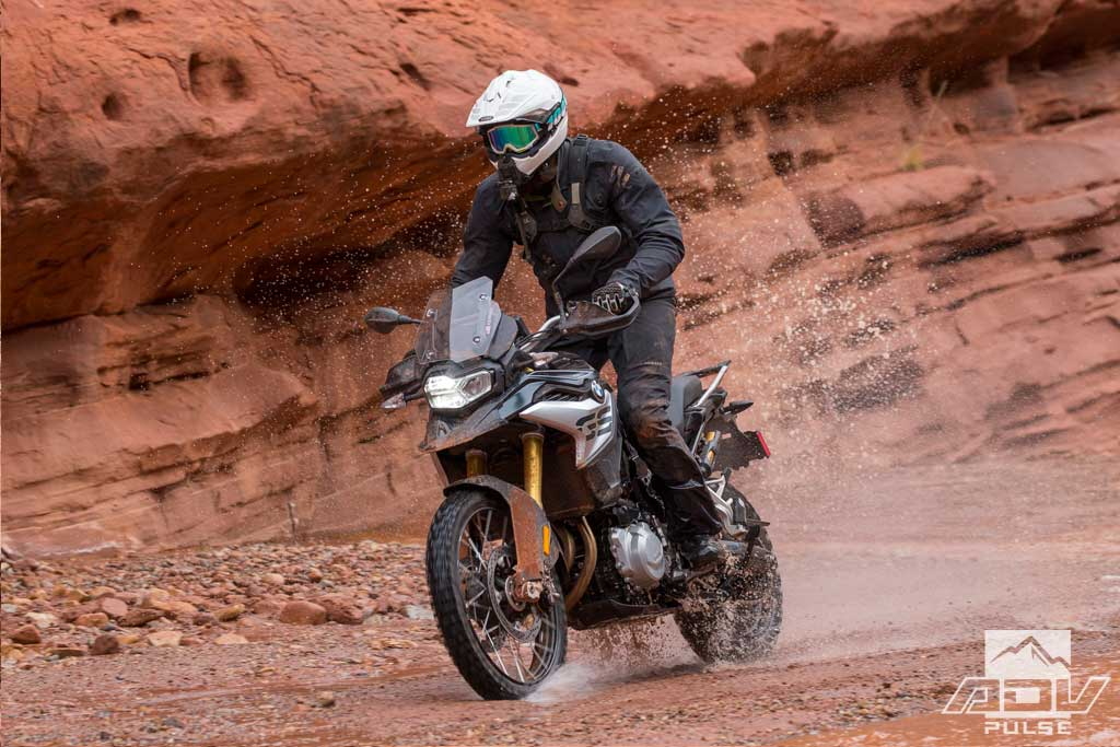 2019 Bmw F850gs Honed And Refined But Is It Really Better Adv Pulse