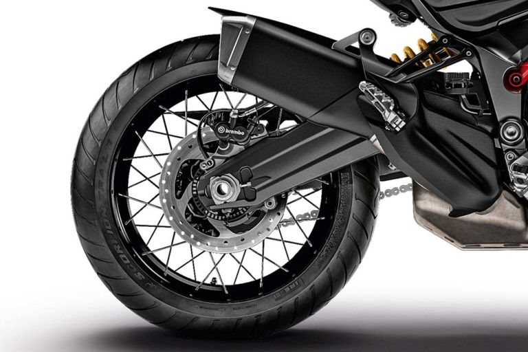 Ducati Multistrada 950 S Adventure Motorcycle