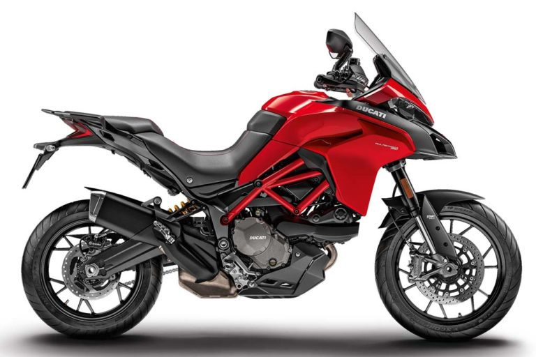 Ducati Multistrada 950 S Adventure Motorcycle